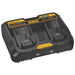 DEWALT DCB102 12V Jobsite Charging Station - wise-line-tools