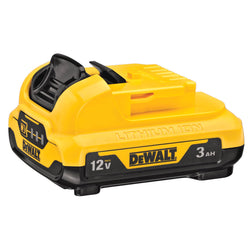 DEWALT DCB124 12V MAX* 3AH LITHIUM ION BATTERY - wise-line-tools