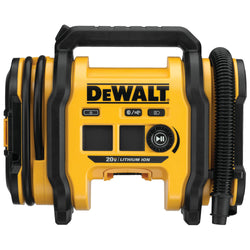 DEWALT - DCC020IB 20V MAX* CORDED/CORDLESS AIR INFLATOR - Wise Line Tools