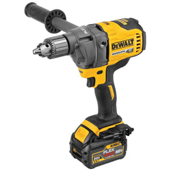 Dewalt DCD130T1 60V MAX* MIXER/DRILL WITH E-CLUTCH® SYSTEM Kit - wise-line-tools