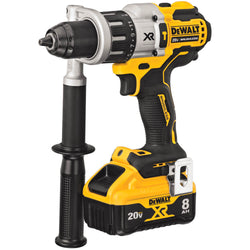 Dewalt DCD998W1  -20V MAX* XR 1/2 IN. BRUSHLESS HAMMER DRILL/DRIVER WITH POWER DETECT™ TOOL TECHNOLOGY KIT
