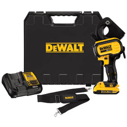 DEWALT DCE150D1 20V MAX Cordless Cable Cutting Kit - wise-line-tools