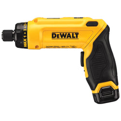 DEWALT DCF680N2 8V Max Gyroscopic Screwdriver 2 Battery Kit - wise-line-tools