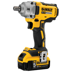 Dewalt DCF894P2 20V MAX* XR® 1/2 IN. MID-RANGE CORDLESS IMPACT WRENCH Kit - Wise Line Tools