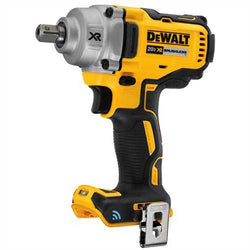 "Dewalt DCF896B - 20V MAX XR Tool Connect 1/2"" Mid Torque Impact Wrench (DETENT PIN) - TOOL ONLY - wise-line-tools"