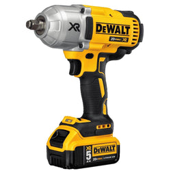"DEWALT DCF899HP2 20V MAX XR Brushless High Torque 1/2"" Impact Wrench Kit with Ho - wise-line-tools"