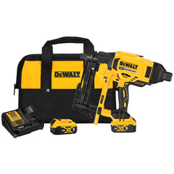 Dewalt DCFS950P2 20V MAX* XR® 9 GA CORDLESS FENCING STAPLER KIT - Wise Line Tools