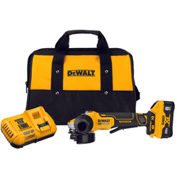 Dewalt DCG415W1  -  20V MAX Power Detect 5 Grinder Kit (8AH)