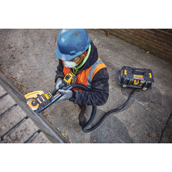 DEWALT DCG418B FLEXVOLT® 60V MAX* BRUSHLESS 4-1/2 IN. - 6 IN. CORDLESS GRINDER WITH KICKBACK BRAKE (Tool Only)