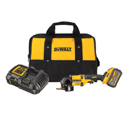 DEWALT DCG418X1 FLEXVOLT® 60V MAX* BRUSHLESS 4-1/2 IN. - 6 IN. CORDLESS GRINDER WITH KICKBACK BRAKE KIT