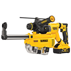 DEWALT DCH263R2 1-1/8 IN. SDS PLUS D-HANDLE ROTARY HAMMER KIT - wise-line-tools