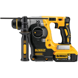 DEWALT DCH273P2 20V Max Brushless SDS Rotary Hammer with 5 Ah Batteries - wise-line-tools