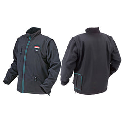 Makita DCJ200ZL - 18V LXT Heated Jacket - Large - wise-line-tools