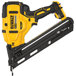 Dewalt DCN650B - 20V MAX XR 15 Gauge DA Angle Finish Nailer - TOOL Only - wise-line-tools