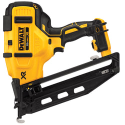 Dewalt DCN660B 20V MAX Cordless Lithium-Ion 16 Gauge Angled Finish Nailer (Bare) - wise-line-tools