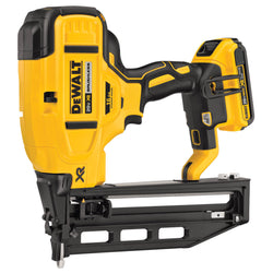 Dewalt DCN662D1 - 20V MAX 16GA ST FINISH NAILER KIT - wise-line-tools