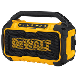 Dewalt DCR010 - 12V/20V MAX Jobsite Bluetooth Speaker - wise-line-tools