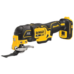 DEWALT DCS356B 20V MAX* XR® BRUSHLESS CORDLESS 3-SPEED OSCILLATING MULTI-TOOL (TOOL ONLY) - Wise Line Tools