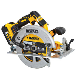 "Dewalt DCS570P1 20V MAX XR 7-1/4"" Circular Saw Kit - wise-line-tools"
