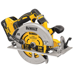 DeWalt DCS574W1  -  20V MAX Power Detect 7-1/4 Circular Saw Kit (8AH)