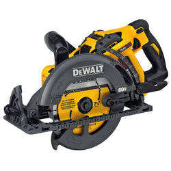 DEWALT DCS577X1 FLEXVOLT® 60V MAX* 7-1/4 IN. CORDLESS WORM DRIVE STYLE SAW (9.0A - wise-line-tools