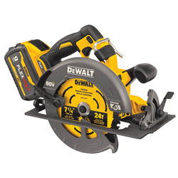 DEWALT - DCS578X1 - FLEXVOLT® 60V MAX* BRUSHLESS 7-1/4 IN. CORDLESS CIRCULAR SAW WITH BRAKE KIT