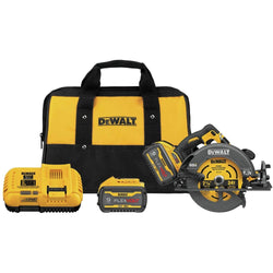 DEWALT - DCS578X2 - FLEXVOLT® 60V MAX* BRUSHLESS 7-1/4 IN. CORDLESS CIRCULAR SAW WITH BRAKE KIT