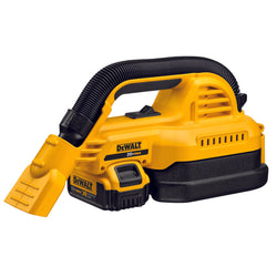 DEWALT DCV517M1 20V MAX Cordless 1/2 gallon Wet/Dry Portable Vac Kit - wise-line-tools