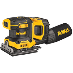 DEWALT DCW200P1 - 20V MAX XR ¼ Sheet Cordless Sander Kit