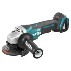 "Makita DGA455Z - 18V 4-1/2"" Brushless Grinder - Paddle - wise-line-tools"