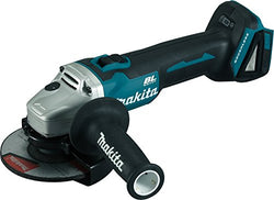 "Makita DGA504Z - 18V 5"" Brushless Grinder with Slide Switch - wise-line-tools"