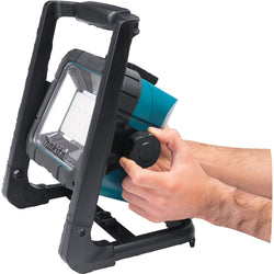 Makita DML805 18v LXT Lithium-Ion Cordless/Corded LED Flood Light Tool - wise-line-tools