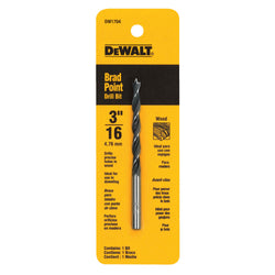 DEWALT DW1704 - BRAD POINT DRILL BITS - wise-line-tools