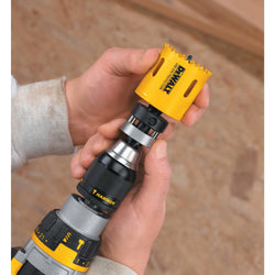 DEWALT DW1803 - QUICK CHANGE HOLE SAW MANDRELS - wise-line-tools