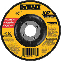 DEWALT DW8814 5-Inch by 1/4-Inch by 7/8-Inch XP Grinding Wheel - wise-line-tools