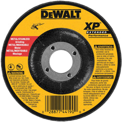 DEWALT DW8826 7-Inch by 1/4-Inch by 7/8-Inch XP Grinding Wheel - wise-line-tools