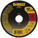 Dewalt DEWALT DW8851 4-1/2-Inch by 0.45-Inch XP Metal Cutting Wheel, 7/8-Inch Arbor - Wise Line Tools