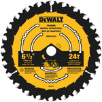 DEWALT  DWA161218 -1/2 IN. CIRCULAR SAW BLADES - wise-line-tools