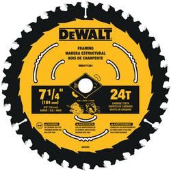 DEWALT DWA171424  -  7-1/4 IN. CIRCULAR SAW BLADES - wise-line-tools