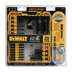 Dewalt DWA2T20C - 20 PC FLEX TORQ SET - wise-line-tools