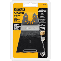 DeWALT DWA4207 - Offset Fast Cutting Wood Oscillating Blade - wise-line-tools