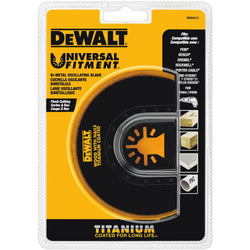 DeWALT DWA4213 -  Flush Cut Bi-Metal Oscillating Blade - wise-line-tools