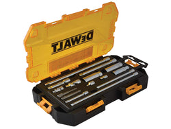DEWALT DWMT73807 - 15 Piece Driver Accessory Set - Wise Line Tools