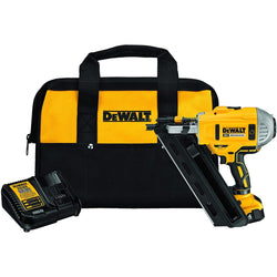 DeWalt DCN692M1 20V MAX XR 2-Speed Framing Nailer (4.0Ah) Kit