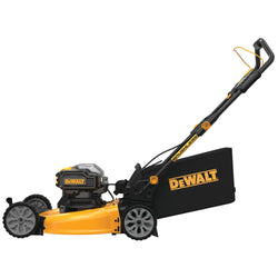 DEWALT DCMWP233U2 2X20V MAX* 21-1/2 IN. BRUSHLESS CORDLESS PUSH MOWER