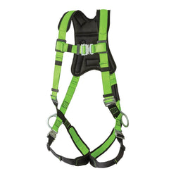 PeakWorks FBH-60110B Premium Full Body Harness - Wise Line Tools