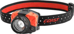 Coast FL85 Dual Colour Pure Beam Focusing Headlamp - wise-line-tools