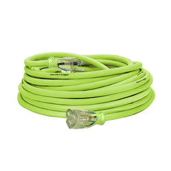 Flexzilla FZ512830 - Pro Extension Cord, 12/3, 50' - Wise Line Tools