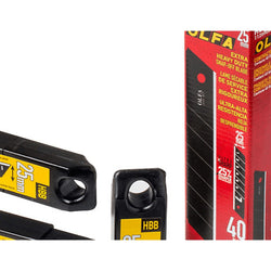 Olfa 40pk 25mm Snap-Off Blades - wise-line-tools