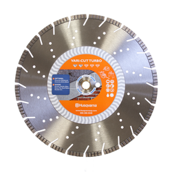 Husqvarna 586107801  -  VARI-CUT TURBO Diamond Blade 14""